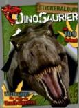Dinosaurier Stickeralbum Blue Ocean 2011