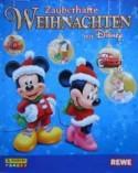 Zauberhafte Weihnachten, Disney, REWE Stickeralbum 2012