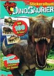 Dinosaurier Stickeralbum Blue Ocean 2013