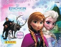 Eis Eisprinzessin, Eiskönigin, Sticker, Panini, 2013, völlig unverfrohren,