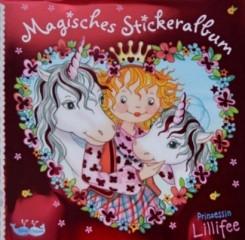 Princesse Lillifee et le magique Licorne sammelsticker 2013-album